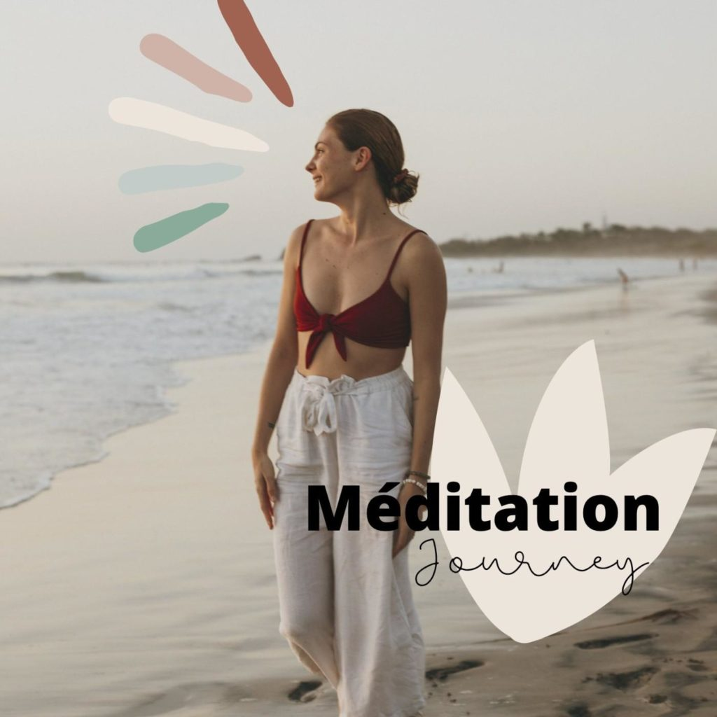 Sarah Recher podcast méditation journey spiritualité