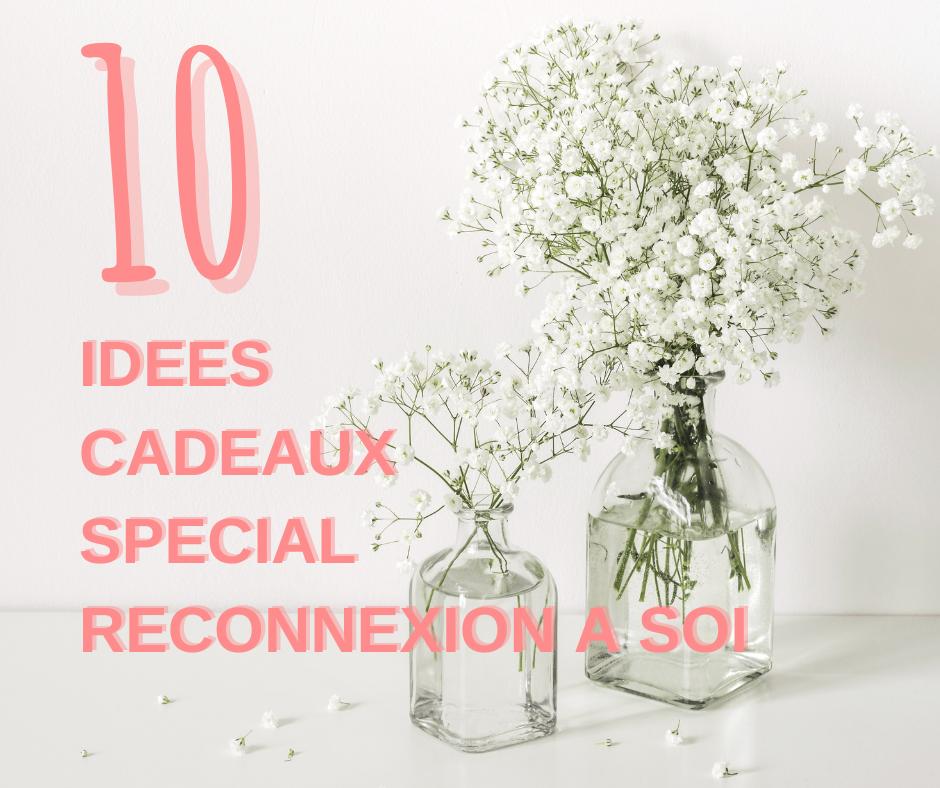 vase fleurs reconnexion à soi idées cadeaux épanouissement personnel