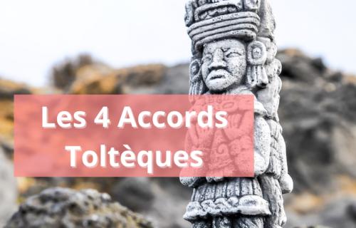 statut Maya et le titre les 4 accords Toltèques