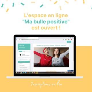 """C'est officiel !!! L'espace en ligne """"Ma bulle positive"""" ouvre ses portes aujourd'hui !!!! 😁🤩  Nous sommes tellement heureuses et fières d'avoir accompli tous ce beau travail et d'enfin le rendre accessible à toutes les femmes qui sentiront au fond d'elles que c'est le bon moment pour elles de reprendre le pouvoir de leur vie ! De devenir actrice de leur vie ! Créatrice de leur bonheur (cf: La Masterclass de la semaine dernière 😄) !  Je te laisse découvrir la page de présentation que tu trouveras en bio ou directement en copiant ce lien : https://leaetanna.systeme.io/mabullepositive ! Hâte de t'accueillir et de commencer cette belle aventure avec toi !   Avec @annagrondin_fr nous sommes tellement fières de ce travail accompli depuis des mois ! Ce n'est que le début et nous sommes comme des dingues je dois dire ! Trop heureuses de commencer ce mois de Mars de cette façon ! 🥳  #epanouissementpersonnel #travailsursoi #developpementpersonnel #devperso #sedecouvrir #espaceenligne #bullepositive #espritpositif #coachingpositif #coachingdegroupe #apprendreasaimer #bienveillance #douceurdevivre #bonheur #fierté #nouveaumoisnouveaudépart #etrealigné #sesentirbien #sepanouirauquotidien"""